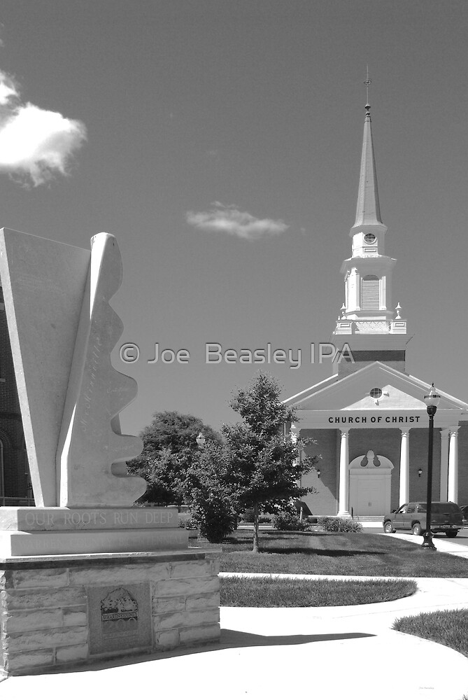 Central Church of Christ~McMinnville Tennessee by © Joe  Beasley IPA