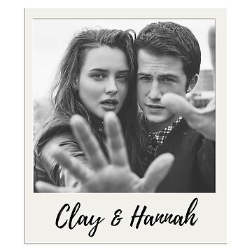 Clay & Hannah- 13RW Polaroid by JStuartArt