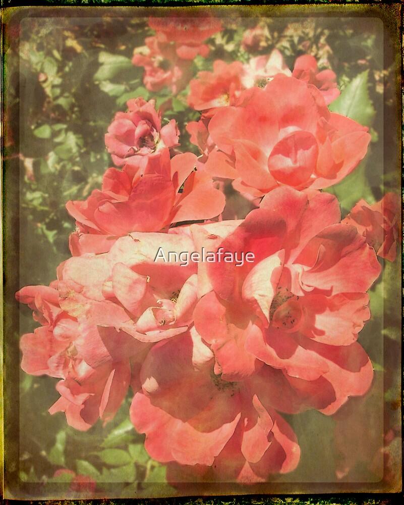 vintage flowers 2 by Angelafaye