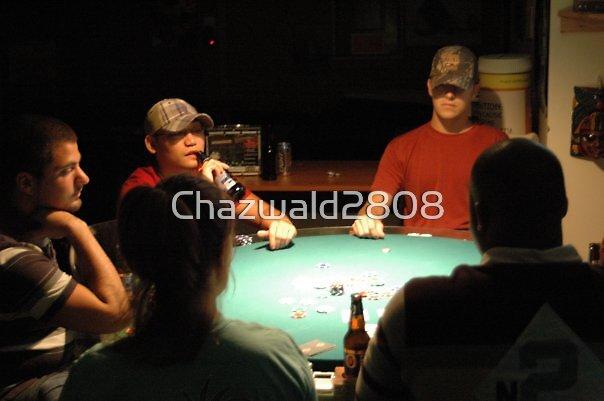 Poker Night by Chazwald2808
