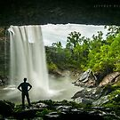 Noccalula Falls by Jeffrey S. Rease