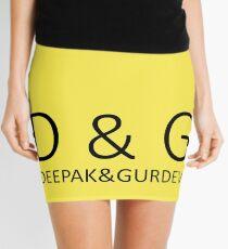 D&G - Deepak & Gurdev  Mini Skirt