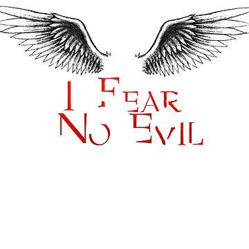 I Fear No Evil by K1mura