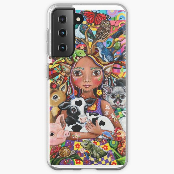 The Guardian Samsung Galaxy Soft Case