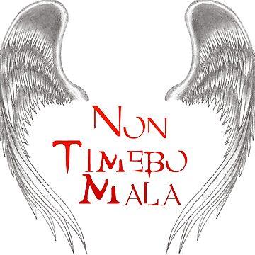 Non Timebo Mala by K1mura
