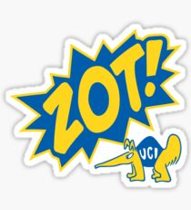 UCI ZOT Anteater (University of California Irvine) Sticker