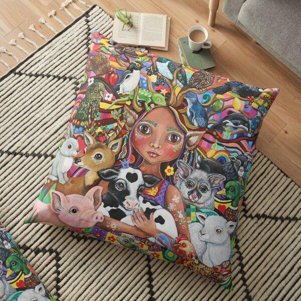 The Guardian Floor Pillow