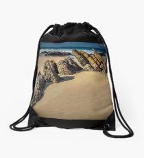 Rock Formations Drawstring Bag