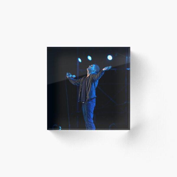 Michael Bublé Acrylic Block