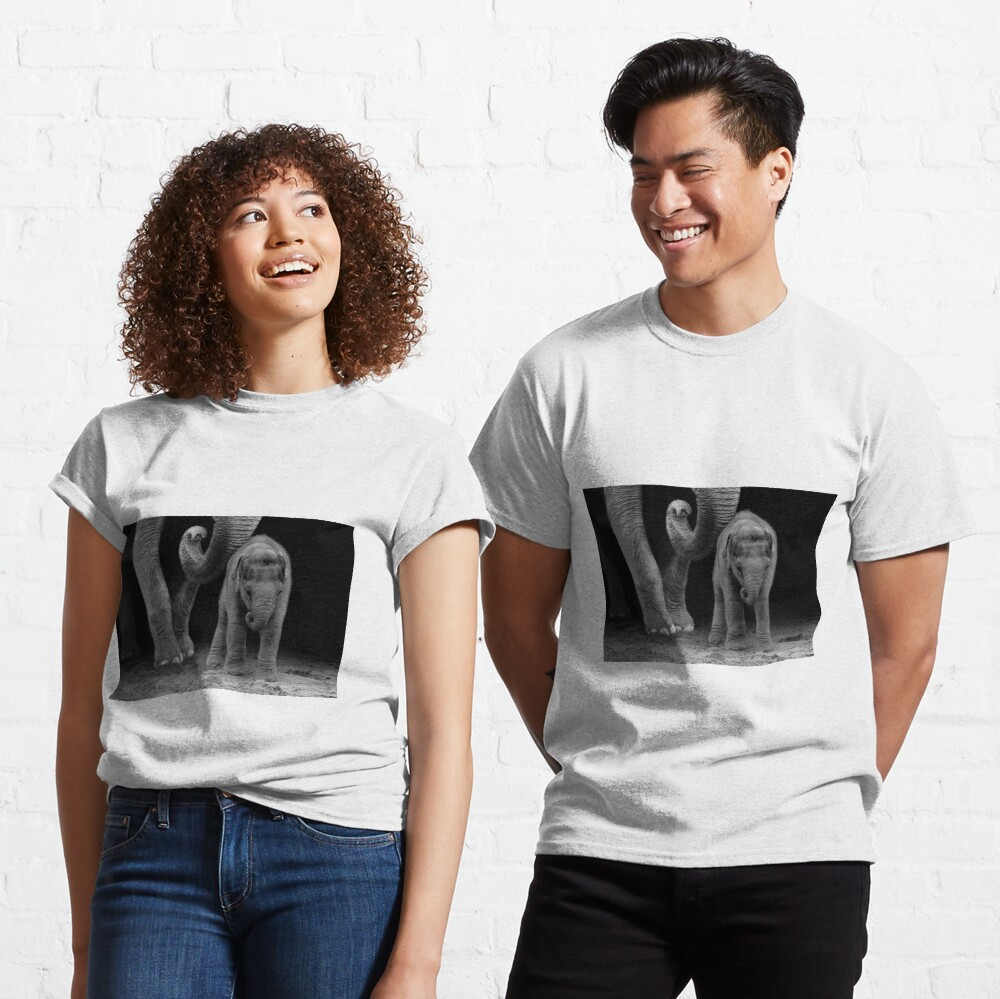 Mother and Calf Classic T-Shirt