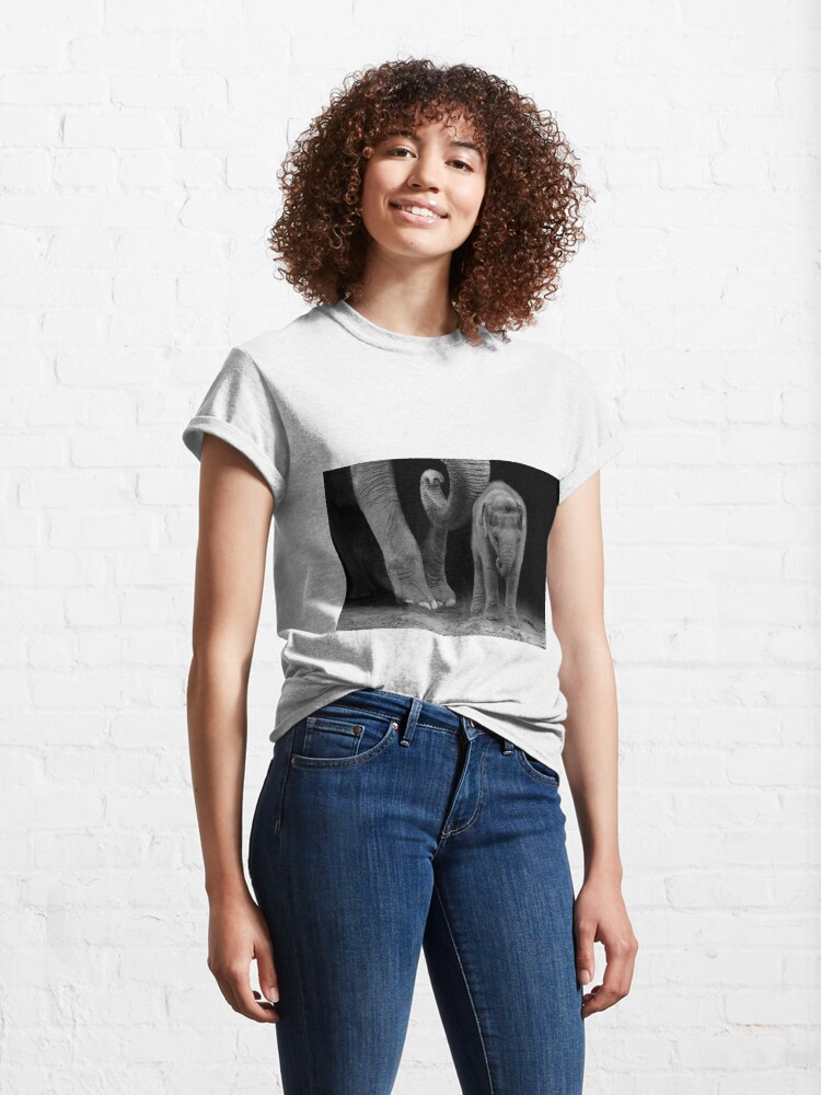 Alternate view of Mother and Calf Classic T-Shirt