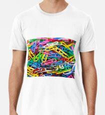 paperclip Men's Premium T-Shirt