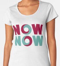 New Gorillaz album: The Now Now Women's Premium T-Shirt