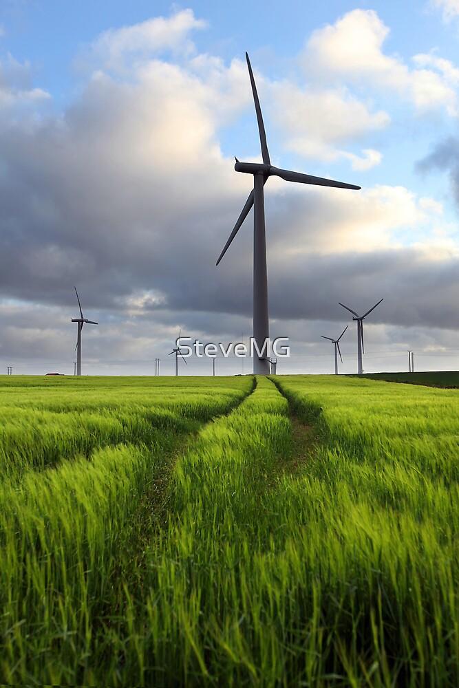 Green Power by SteveMG