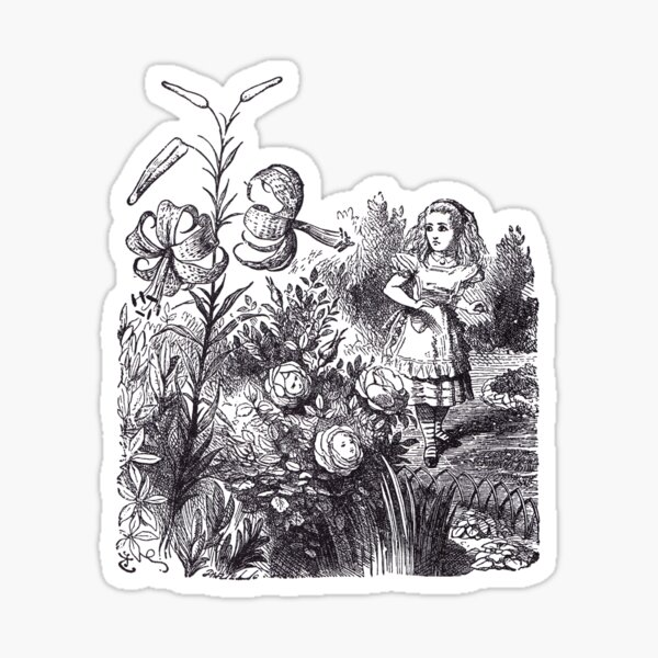 The Garden Sticker