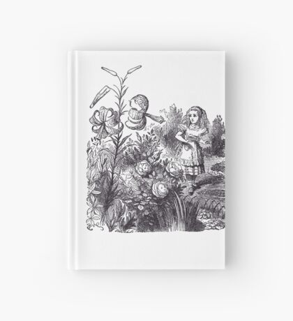 The Garden Hardcover Journal