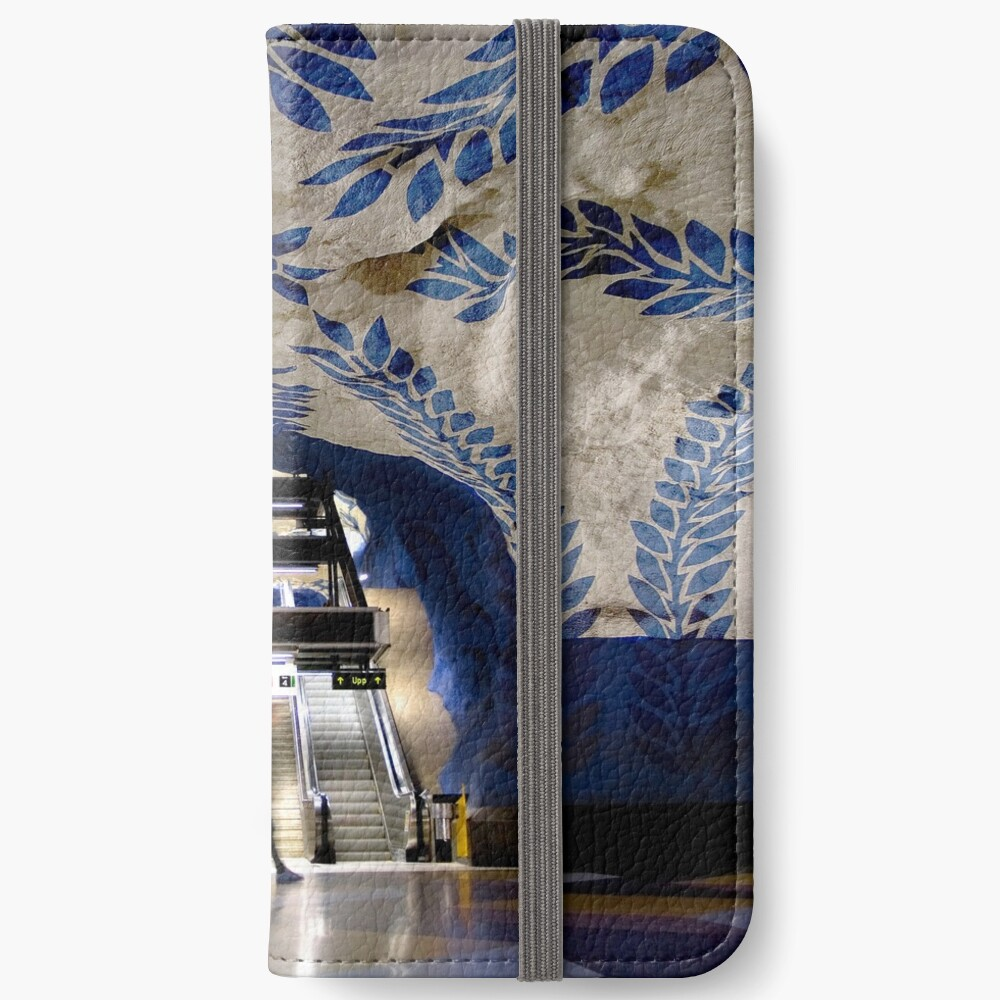 Underground Art iPhone Wallet