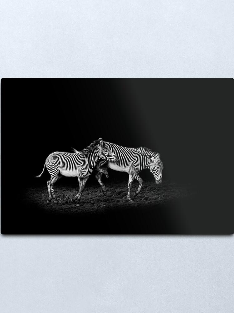Alternate view of Untitled Metal Print