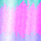 Crystal Candy Background by CaseyMadeAThing