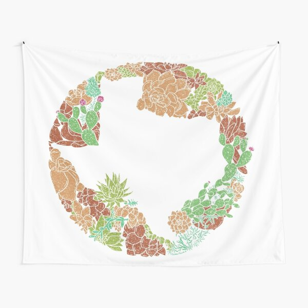 Texas Forever - Earth Tapestry