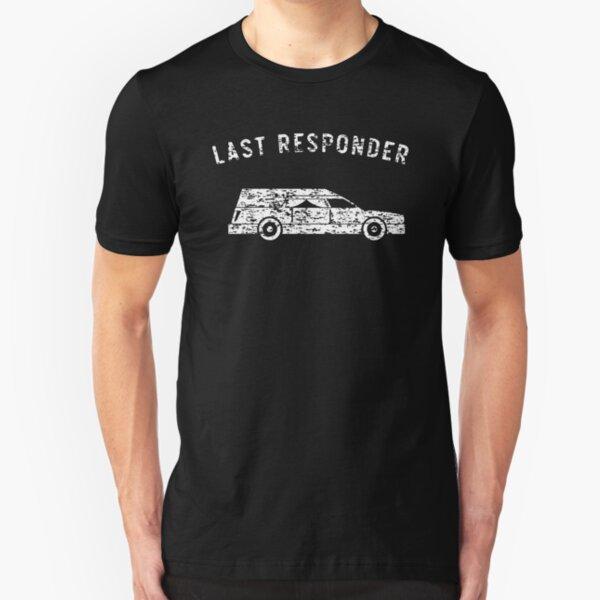 Last Responder Slim Fit T-Shirt