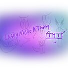 My 2018 logo by CaseyMadeAThing