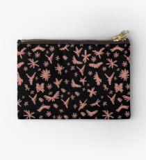 Faries Wings and Flowers Studio Pouch