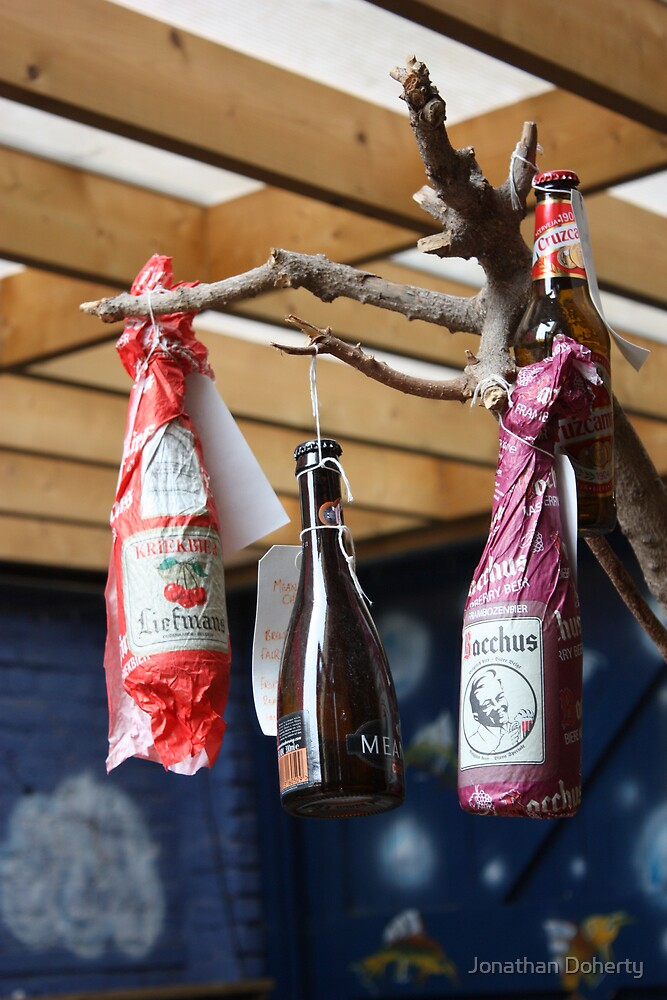 Beer tree, wish they grew more often....  by Jonathan Doherty