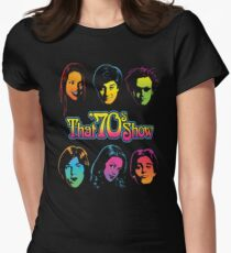 That 70s Show Women's Fitted T-Shirt