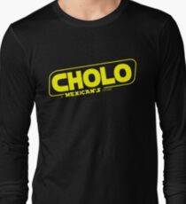 CHOLO: A Mexican's Story Long Sleeve T-Shirt