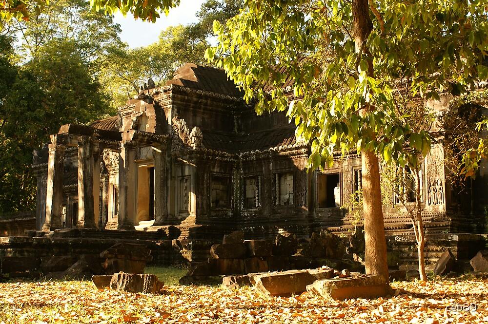 Anchor Wat Gate by ceb89