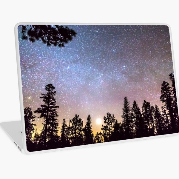 Star Light Star Bright Laptop Skin
