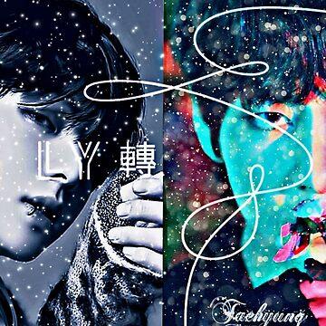 Taehyung-BTS by WonhoTrash