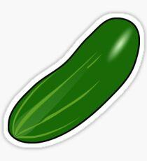 One Zucchini ~ Foodie Food Restaurant Sticker