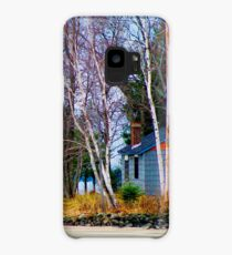 Springtime in Northern Ontario Case/Skin for Samsung Galaxy