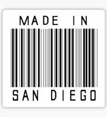 Made in San Diego Sticker