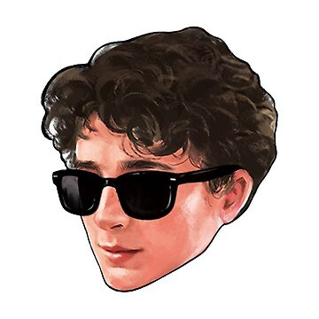 Elio stickers by Sirayy by Sirayy
