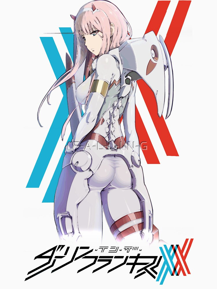 Darling In The Franxx -- Zero Two Pilot Suit by F-A-L-L-I-N-G