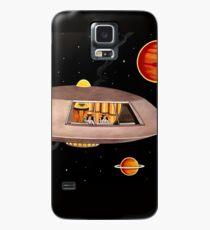 JUPITER 2 DEEP SPACE Hülle & Klebefolie für Samsung Galaxy