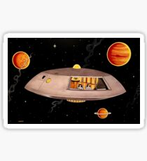 JUPITER 2 DEEP SPACE Sticker