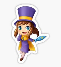 Hat Kid Sticker