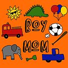 Boy Mom by Pamela Maxwell
