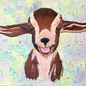 Little Billy Goat by Alinton12