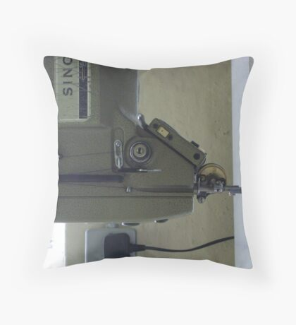 I Sing the Body Electric ! Throw Pillow