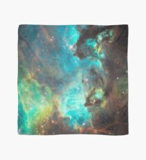 Green Galaxy Scarf