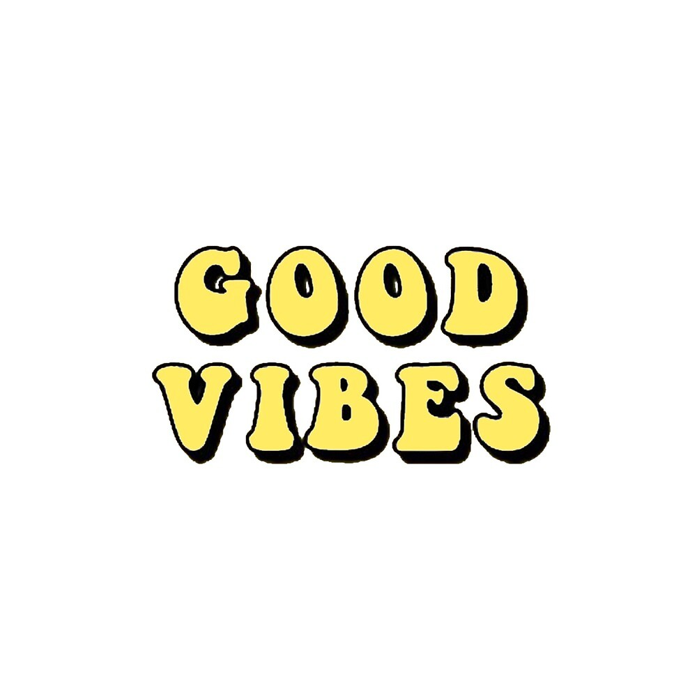 """good vibes tumblr, aesthetic, yellow"" by maddie ️"