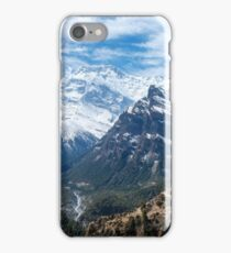 Nepal Himalayas iPhone Case/Skin