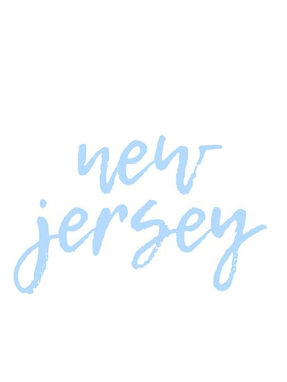 NEW JERSEY • COLUMBIA • SCRIPT by kassander