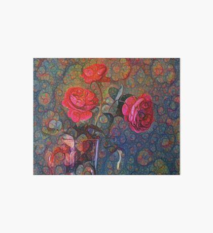 Roses #DeepDreamed Art Board