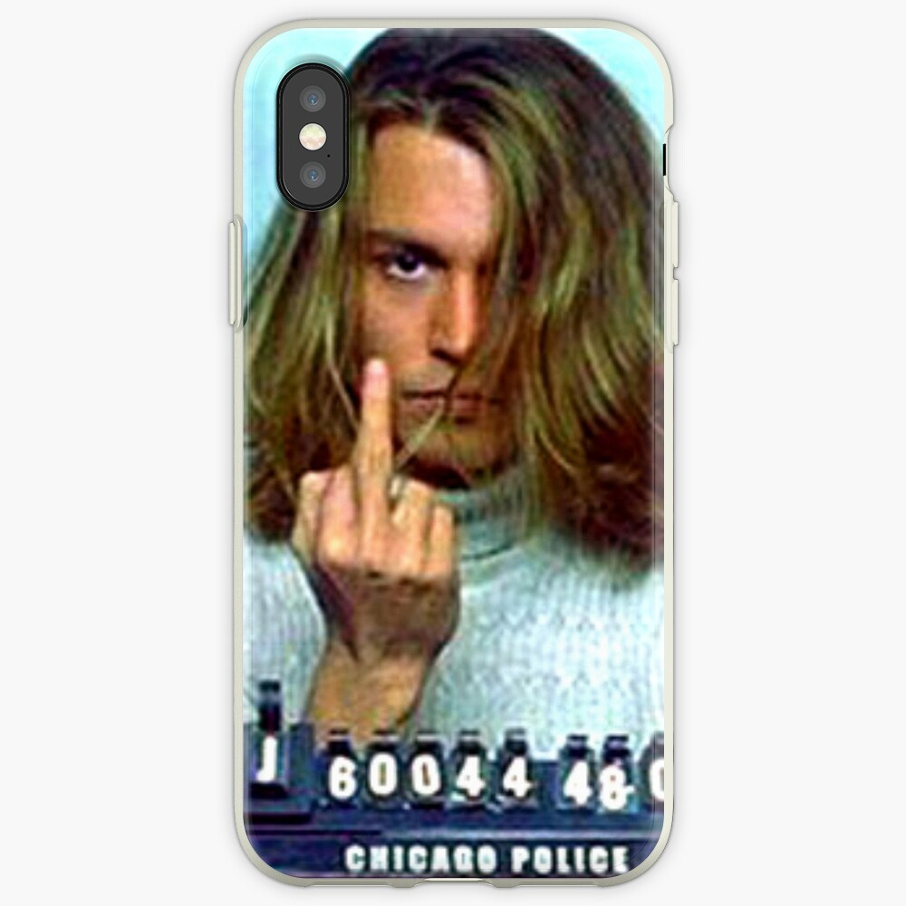 Caught iPhone Case & Cover